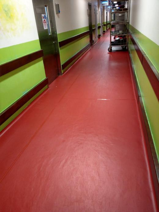Homogeneous Vinyl Flooring Global Vinyl Pvt Ltd